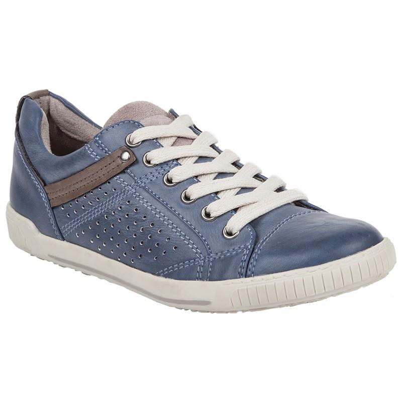 Reece Sneakers - Blue/Grey - Shoes